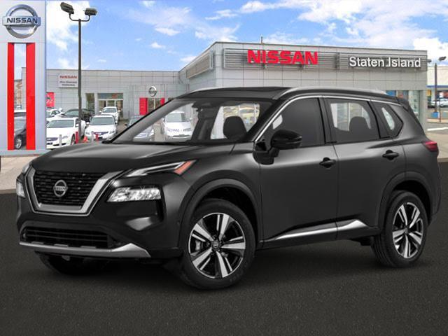 2021 Nissan Rogue S [7]