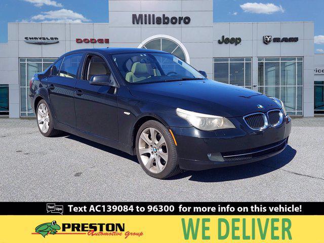 2010 BMW 5 Series 535i xDrive for sale in Millsboro, DE