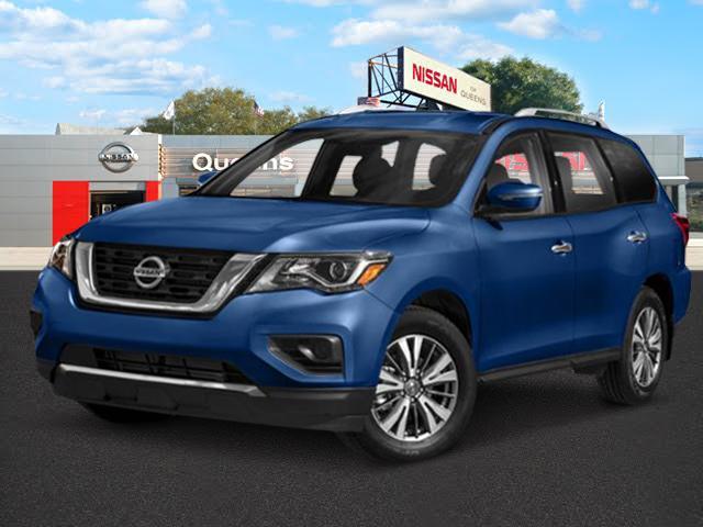 2020 Nissan Pathfinder S [3]
