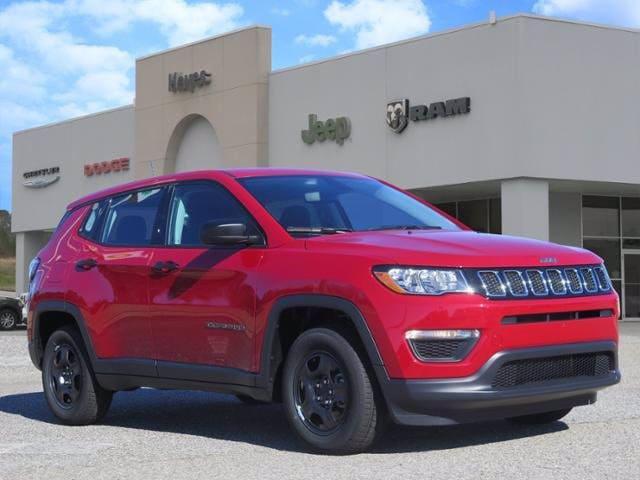 2021 Jeep Compass Sport for sale in Baldwin, GA