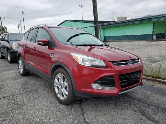 2016 Ford Escape Titanium for sale in Guthrie, OK