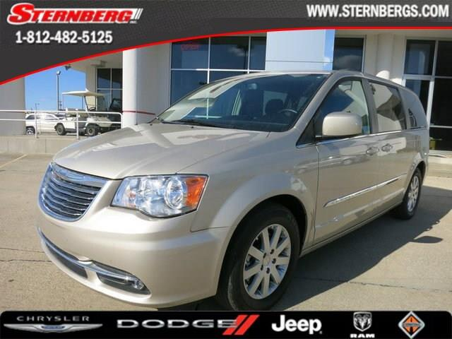 2014 Chrysler Town & Country Touring for sale in Jasper, IN