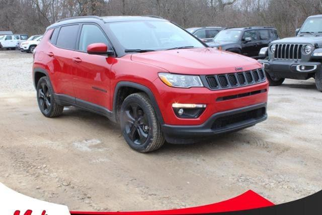2021 Jeep Compass Altitude for sale in Medina, OH
