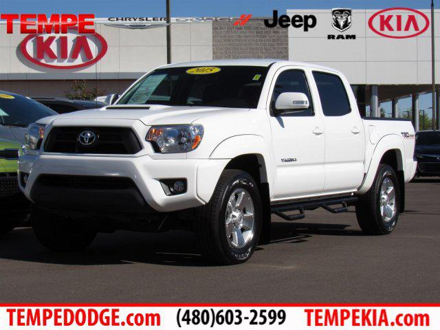 2015 Toyota Tacoma 4WD Double Cab V6 AT (Natl) for sale in Tempe, AZ
