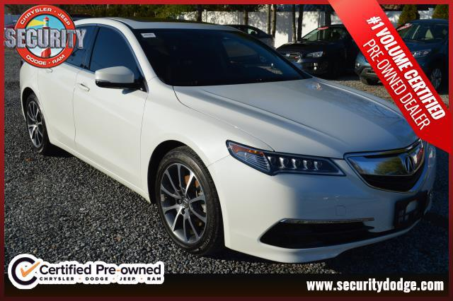 2017 Acura TLX V6 w/Technology Pkg for sale in Amityville, NY