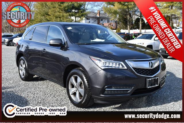 2015 Acura MDX SH-AWD 4dr for sale in Amityville, NY