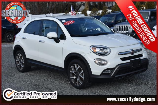 2016 Fiat 500X Trekking for sale in Amityville, NY