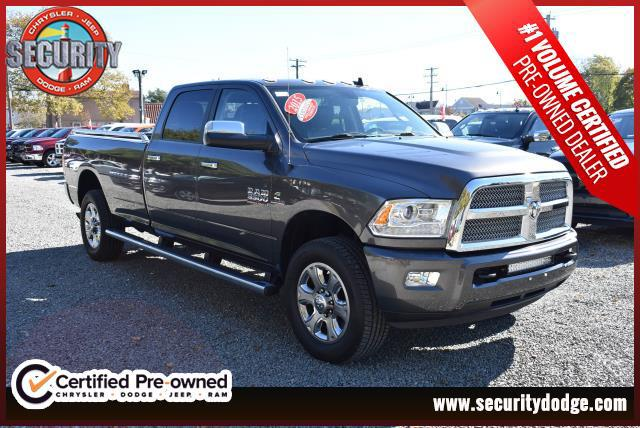 2015 Ram 3500 Longhorn Limited for sale in Amityville, NY