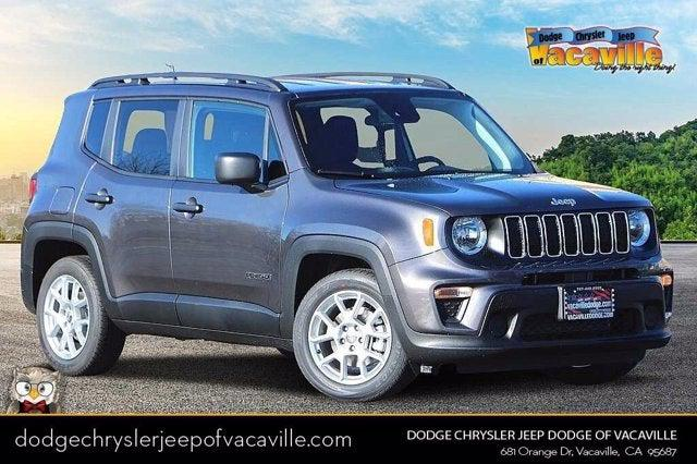 2021 Jeep Renegade Sport for sale in Vacaville, CA