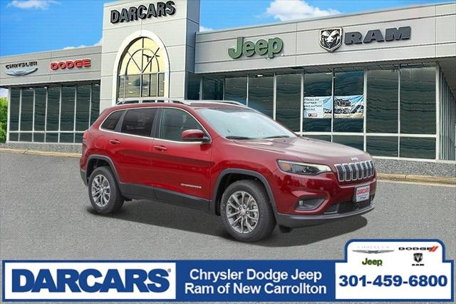 2021 Jeep Cherokee Latitude Lux for sale in New Carrollton, MD