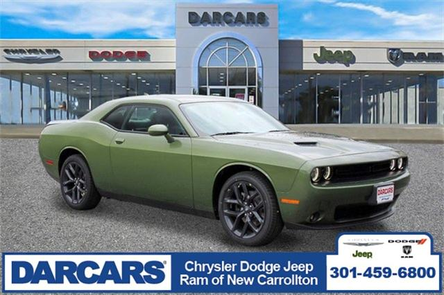 2021 Dodge Challenger SXT for sale in New Carrollton, MD