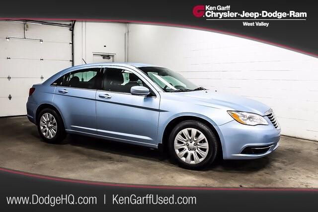 2014 Chrysler 200 LX for sale in West Valley City, UT