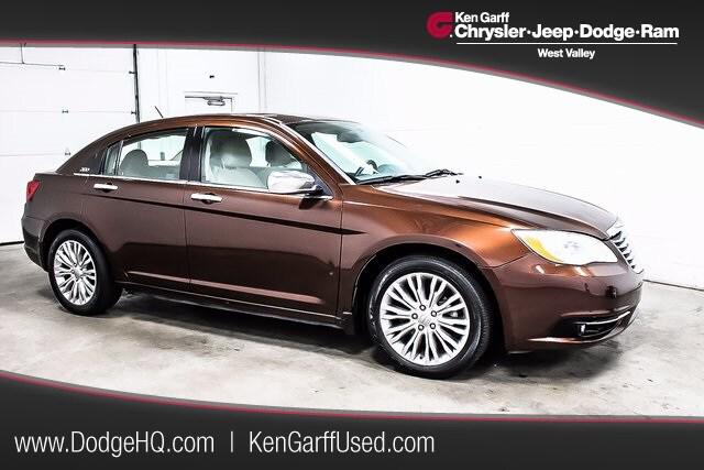 2012 Chrysler 200 Limited for sale in West Valley City, UT