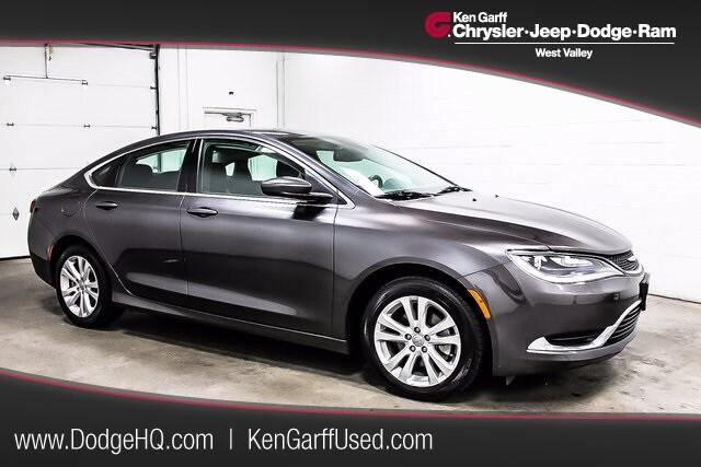 2015 Chrysler 200 Limited for sale in West Valley City, UT