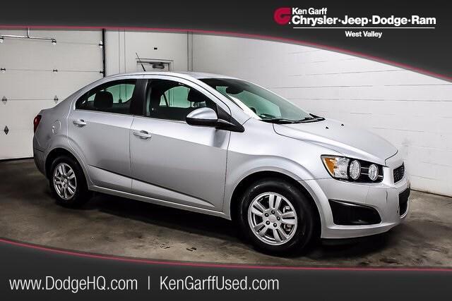 2013 Chevrolet Sonic LT for sale in West Valley City, UT