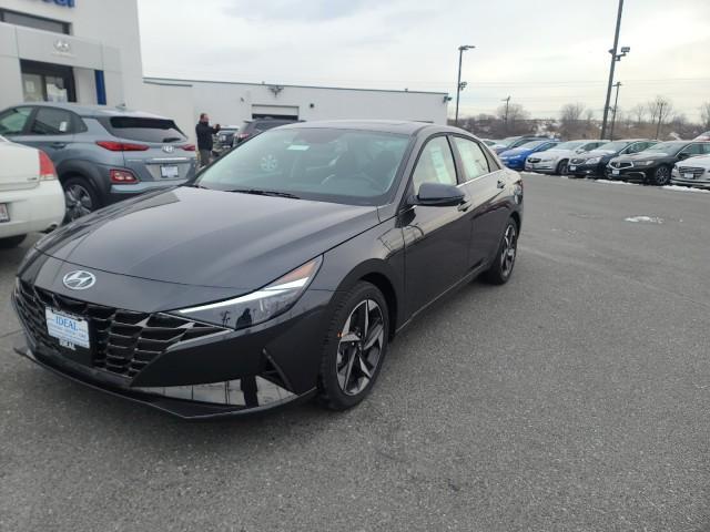 2021 Hyundai Elantra Limited for sale in Frederick, MD