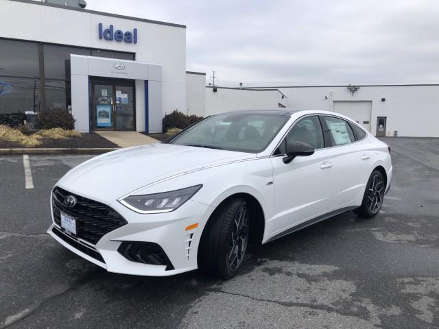 2021 Hyundai Sonata N Line for sale in Frederick, MD