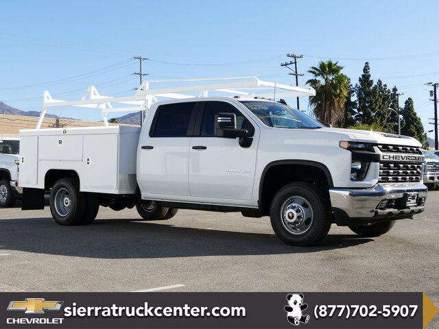 2021 Chevrolet Silverado 3500Hd Cc Work Truck [7]