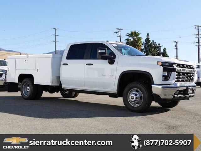 2021 Chevrolet Silverado 3500Hd Cc Work Truck [5]