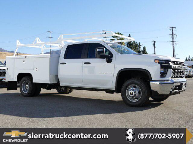 2021 Chevrolet Silverado 3500Hd Cc Work Truck [6]
