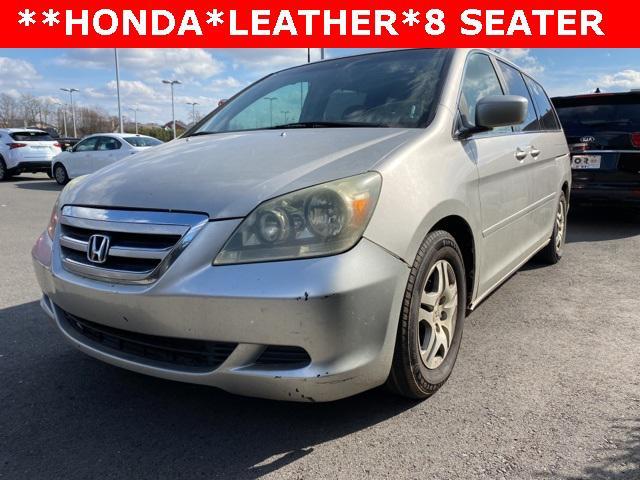 2006 Honda Odyssey EX-L [0]
