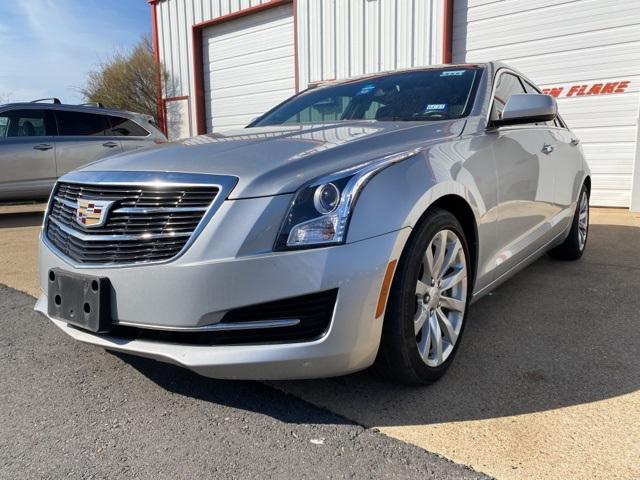 2018 Cadillac Ats Sedan RWD [8]