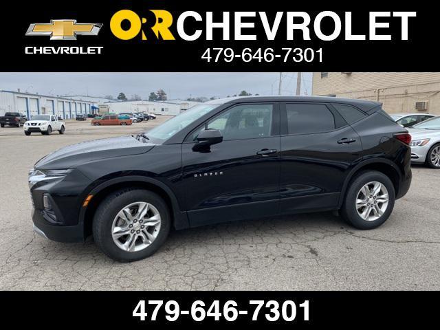 2020 Chevrolet Blazer LT [3]