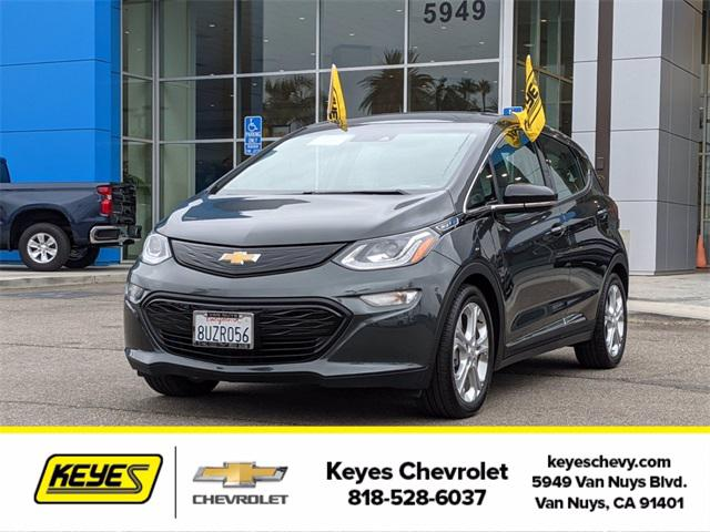2021 Chevrolet Bolt Ev LT for sale in Van Nuys, CA