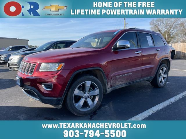 2015 Jeep Grand Cherokee Limited [4]