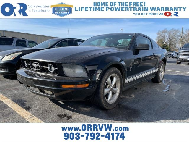 2007 Ford Mustang Deluxe/Premium [9]