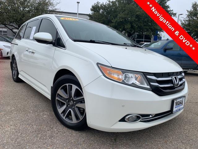 2014 Honda Odyssey Touring [7]