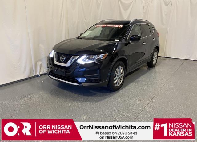 2019 Nissan Rogue SV [2]