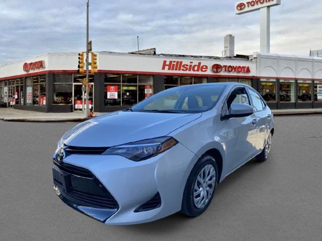 2018 Toyota Corolla LE [1]