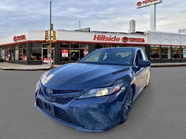 2019 Toyota Camry SE [0]