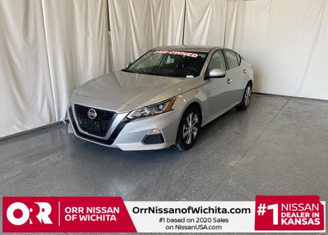 2020 Nissan Altima 2.5 S [1]