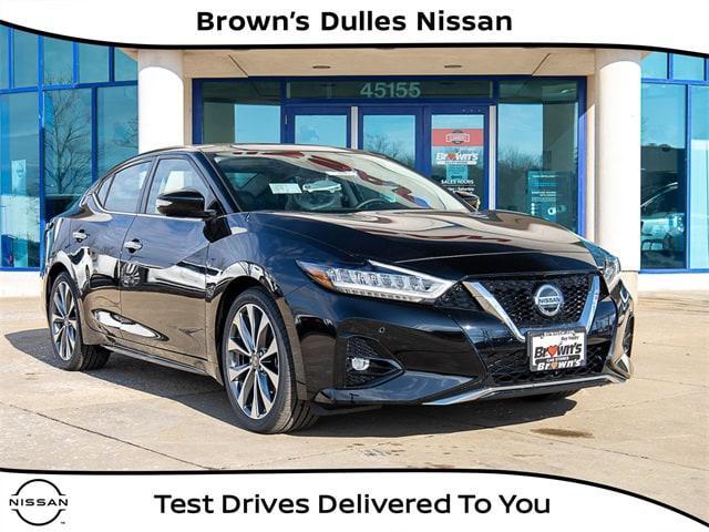 2021 Nissan Maxima Platinum for sale in Sterling, VA