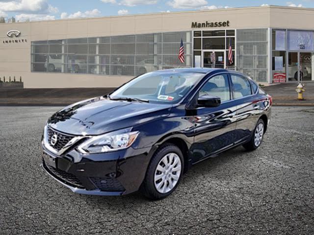 2018 Nissan Sentra SV [16]