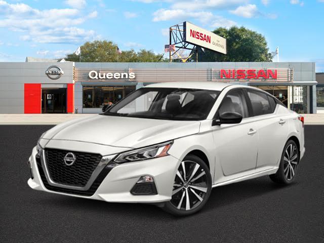 2021 Nissan Altima 2.5 SR [4]