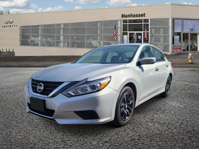 2016 Nissan Altima 2.5 S [0]