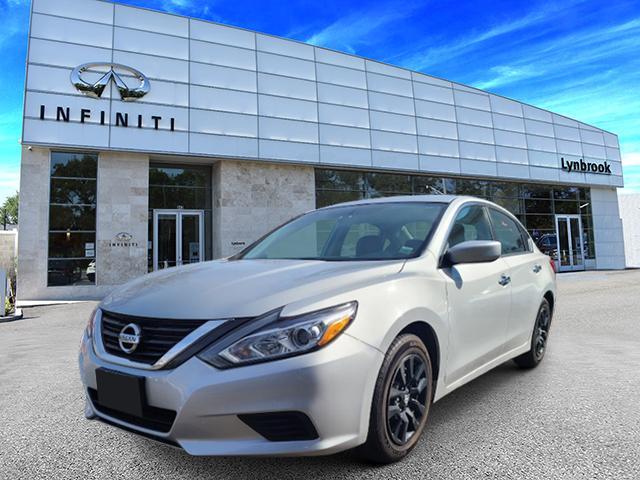 2016 Nissan Altima 2.5 S [1]