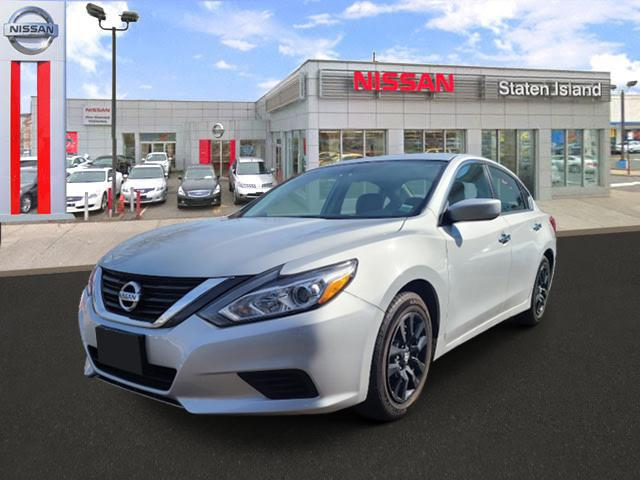 2016 Nissan Altima 4dr Sdn I4 2.5 S [6]