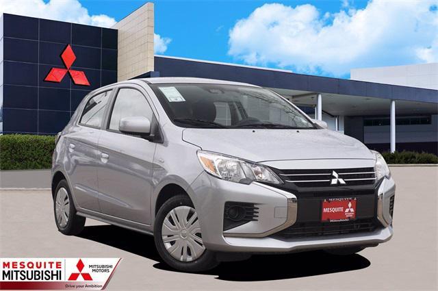 2021 Mitsubishi Mirage ES for sale in MESQUITE, TX