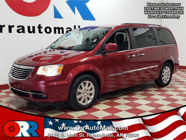 2015 Chrysler Town & Country Touring [5]