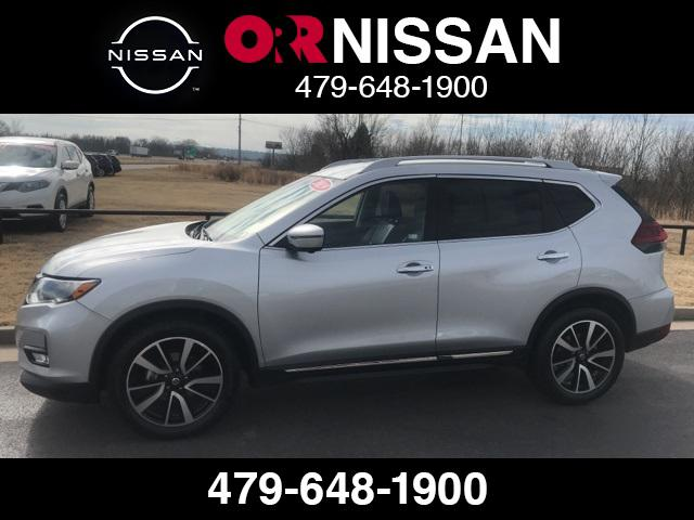 2019 Nissan Rogue SL [16]