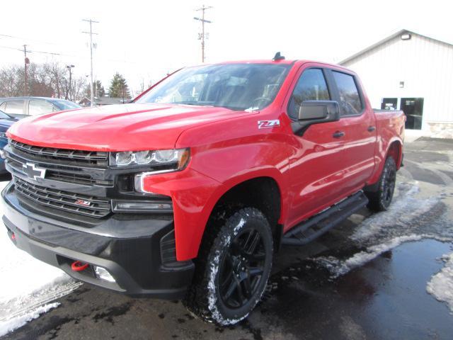 2021 Chevrolet Silverado 1500 LT Trail Boss for sale in Colon, MI