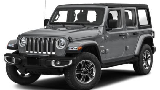 2020 Jeep Wrangler Sahara for sale in Houston, TX