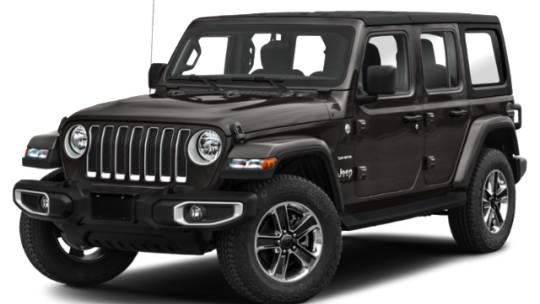 2020 Jeep Wrangler Sahara for sale in College Park, MD