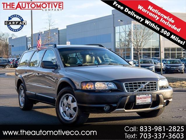 2002 Volvo V70 XC AWD A SR 5dr Wgn AWD Turbo w/SR for sale in Chantilly, VA