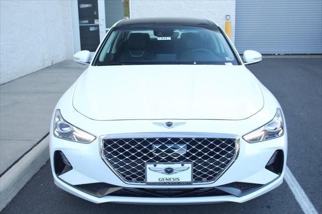 2021 Genesis G70 3.3T for Sale in Chantilly, VA