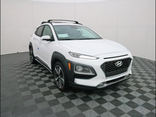 2021 Hyundai Kona Ultimate for sale in SOUTH CHESTERFIELD, VA